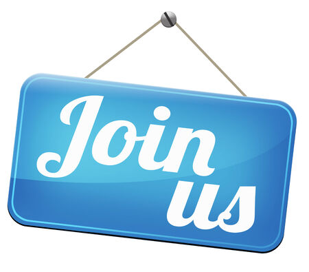join: join us now online membership sign in here Stock Photo