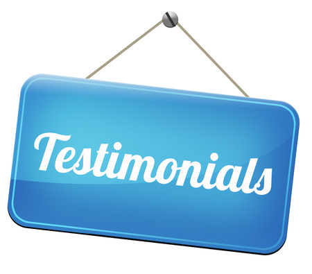 testimonial: testimonials customer feedback testimonial or leave a comment