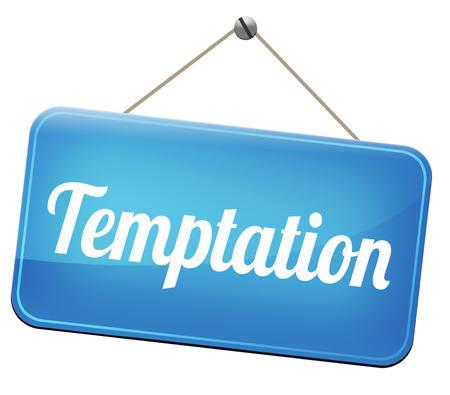 malos habitos: tentaci�n resistir las tentaciones del diablo pierden los malos h�bitos de autocontrol