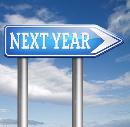 next year: next year new start