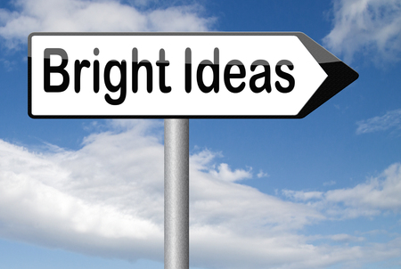original idea: brilliant idea bright ideas eureka new original creations