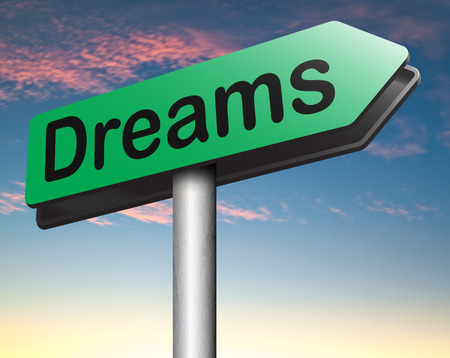 realiseren: het realiseren van uw droom te maken dromen waar uw doelen te bereiken