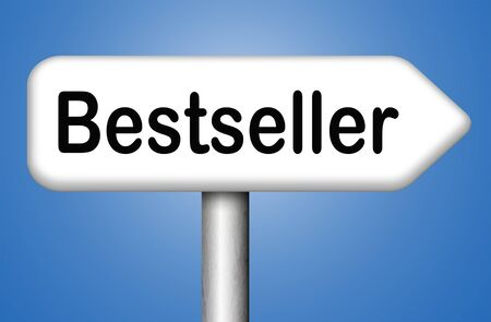 bestseller best seller top product or book, most wanted item highest quality nd best value photo