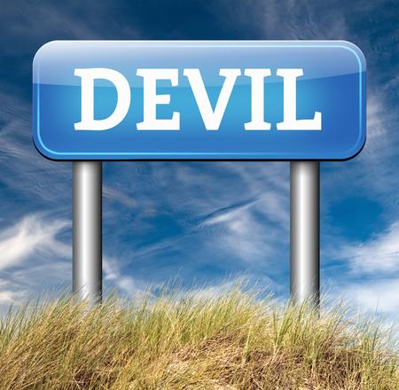 burn: devil evil satan burn in hell