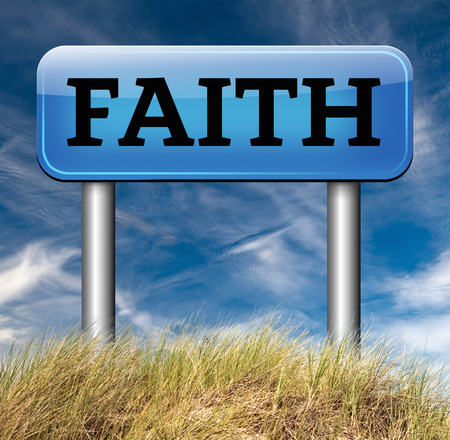 faith in god follow jesus and say your prayer believe in the holy bible photo