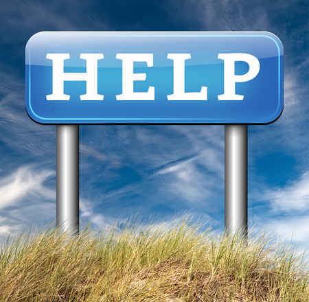 find us: help online support give us a helping hand we you to give us assistance