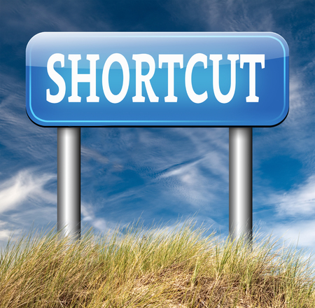 bypass: shortcut short route cut distance fast easy way bypass