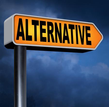pensamiento estrategico: opci�n alternativa, elija la opci�n de la m�sica o el movimiento clandestino diferente o segundo