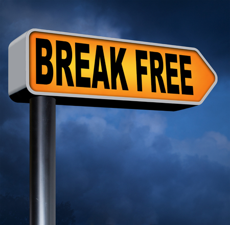 barrier free: break free from prison pressure or quit job running away towards stress free world no rules