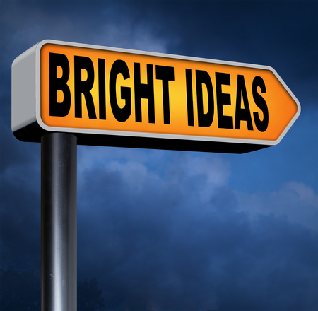 eureka: bright ideas being inspired brilliant great idea new innovation or invention eureka creative solution or discovery