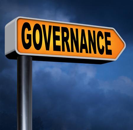 gobierno corporativo: la toma de decisiones de gobierno buena gesti�n justa y consistente de un proyecto empresarial consistente fiabilidad o global