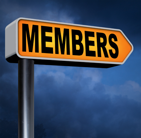 access restricted: members only access membership required register now restricted area sign in now road sign arrow