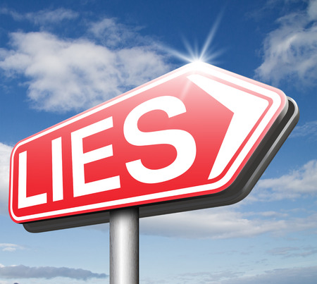 deception: lies breaking promise break promises cheating and deception lying