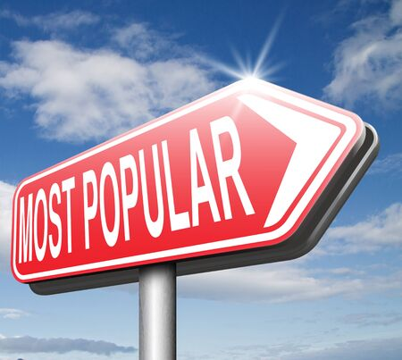 poll: most popular pop poll charts, best selling product, most wanted item