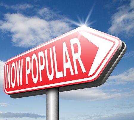 trending: ora popolari tendenze lastest, tendenza moda trend prodotto o attivit� cartello stradale