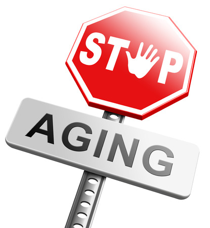 anti ageing: forever young stay same age feel younger than you are not old stop aging