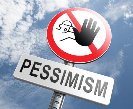optimism: no pessimism think positive optimism