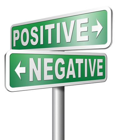 positivismo: positivo o negativo pensando visi�n pesimista u optimista