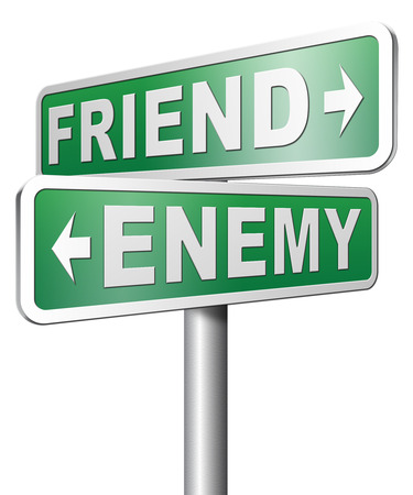 enemies: friend enemy best friends or worst enemies friendship