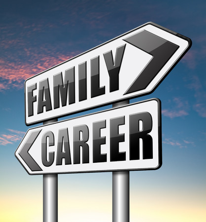 stress free: family career balance in work business and health leisure time change job direction move away from workaholic and live stress free