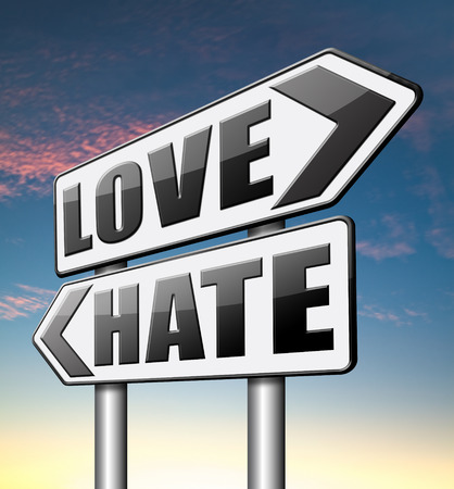 hate: love hate emotions and connections