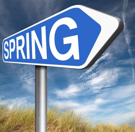 holliday: spring time season vacation holliday