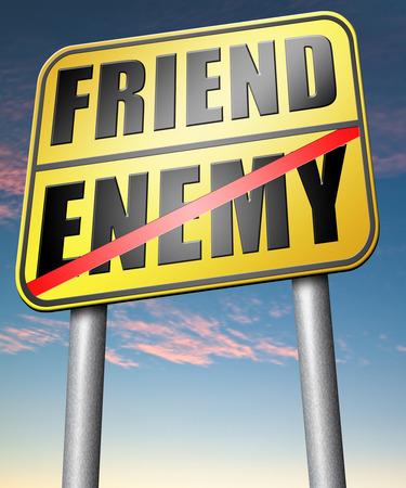 mejores amigas: amigo enemigo mejores amigos amistad o peores enemigos