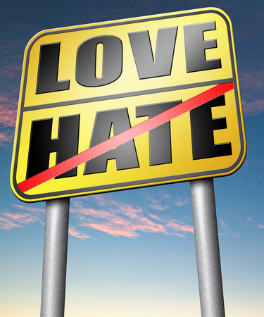hate: love hate emotions and connections intense feelings of affection