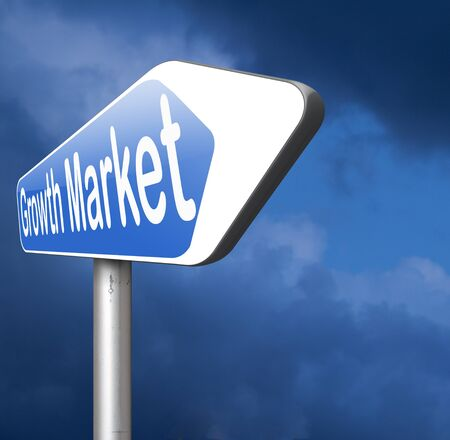 global rates: growth market economy growing emerging economies in developing countries