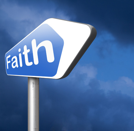 trus: faith trust and belief in god jesus christ and friends
