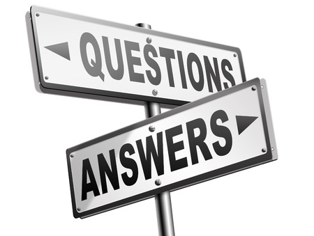 questions and answers: questions answers ask the right question and get an answer help or support desk solve problems and find solutions road sign