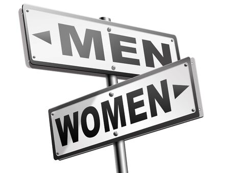 mannen en vrouwen: men women gender differences