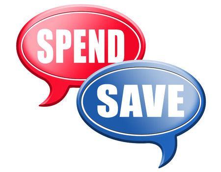 time account: save for later plan ahead saving money in piggy bank savings now and spend later after crisis