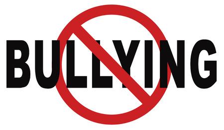stop pesten preventie voor geen pestkoppen op school het werk of in de cyber internet