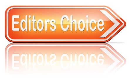 picked: editors choice or pick best of the best special selection hand picked
