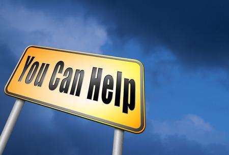 tu puedes: Puede ayudar a la muestra de camino