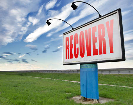 recovering: Recovery recover lost data economy recovering