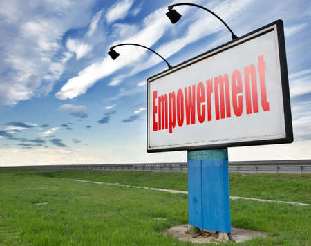 equal rights: Empowerment, raising consiousness for equal rights and opportunities increasing the spiritual, political, social, or economic strength, raise awareness.