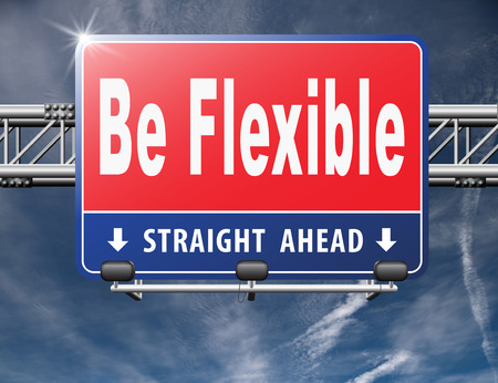 easy going: Be flexible adaptable and easy going, adapt to different situations.