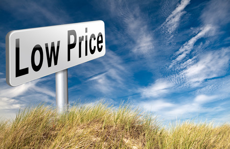 best buy: low product price of item in promotion best prices on the market and best buy ever Stock Photo