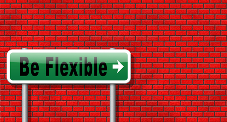 adaptable: Be flexible adaptable and easy going, adapt to different situations.