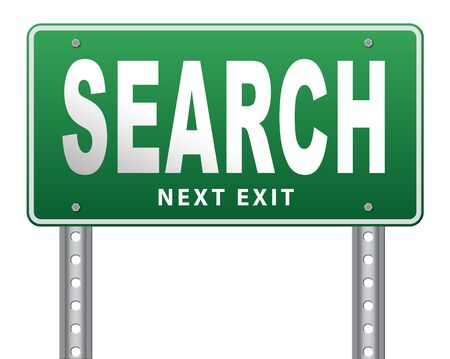 searching information: Search button searching information online find info on the internet