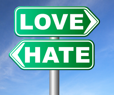 dislike it: love hate emotions and connections intense feelings of affection like or dislike