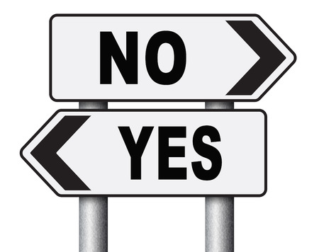 go for: yes or no agree or disagree difficult choice go for it or not accept or reject proposal