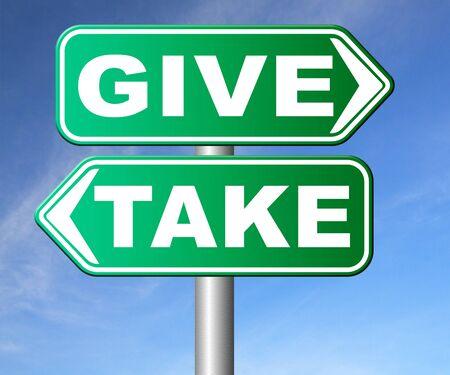 generoso: dar a tomar a la caridad y hacer una contribuci�n o donaci�n altruista y generosa entrega y donar el voluntariado rega�adientes barato