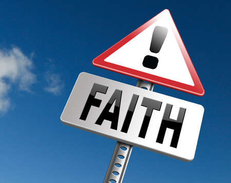 trust in god: faith trust and belief in god jesus christ and friends