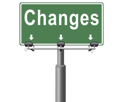 better icon: changes ahead, going a different direction change and improvement making things better for the future. A positive evolution to improve the world and progress.