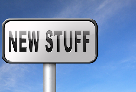 stuff: new stuff latest product release