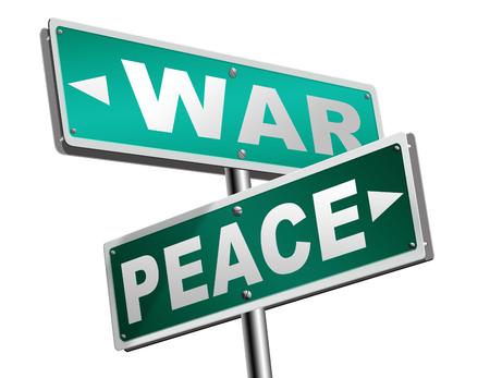 hacer el amor: hacer el amor y no la guerra lucha por la paz y los conflictos parada de decir no al terrorismo señal de tráfico pacifismo Foto de archivo