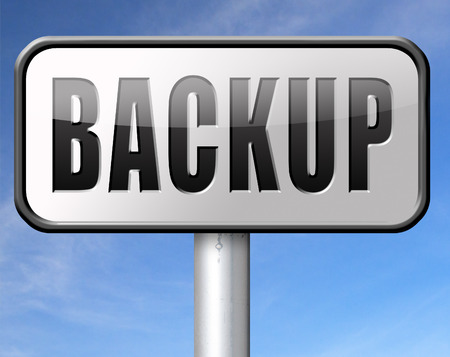 file transfer: Backup data and software on copy in the cloud on a harddrive disk on a computer or server for files security. Data archiving and file transfer.